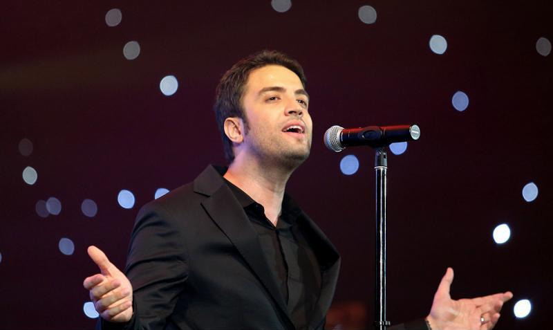 کنسرت بنیامین در خرمآباد