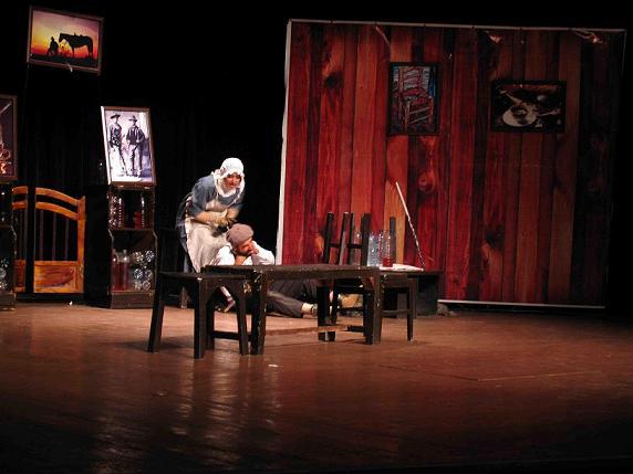 رکوردشکنی اجراهای تئاتر در خرمآباد