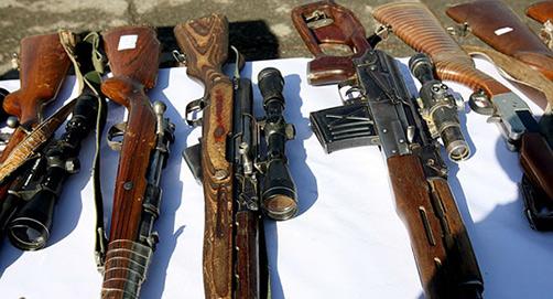در لرستان ابطال مجوز سلاح مجاز صادر گردید