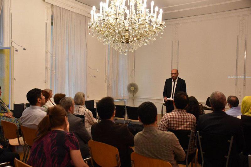 نکوداشت عباس کیارستمی در اتریش