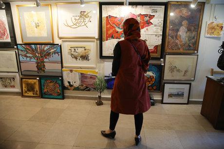 برنامه گالریها، فرهنگسراها و مراکز هنری تهران