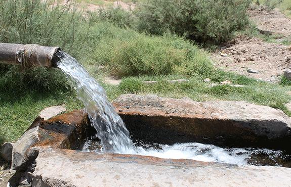 مصرف آب در کشاورزی ایران را نابود میکند
