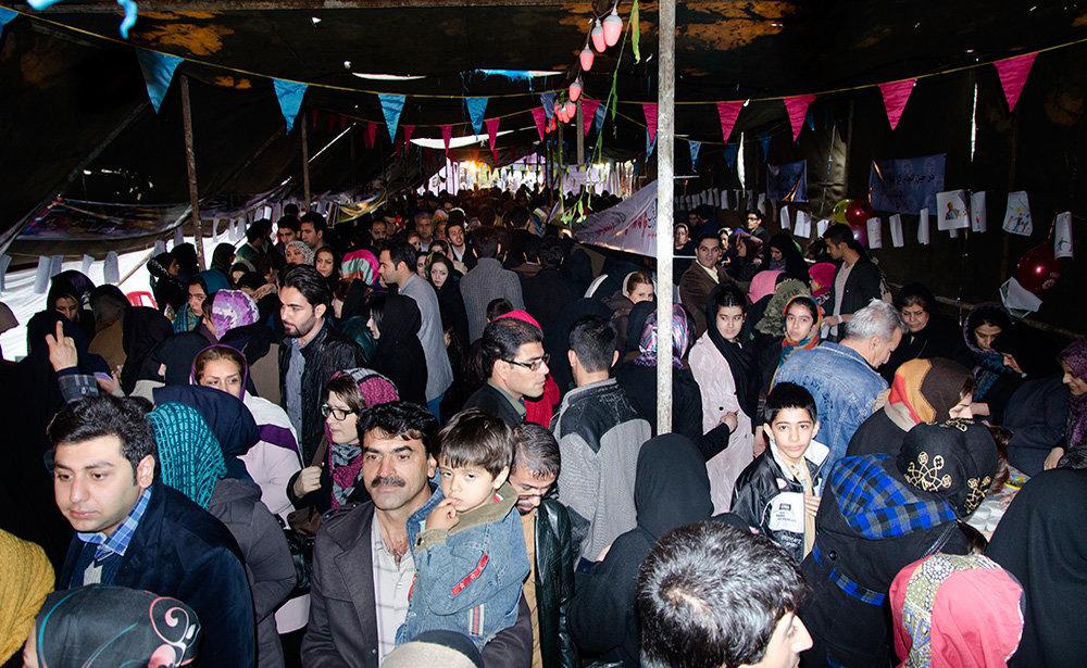 بازتاب و نتایج سومین جشنواره خیریه غذا در خرمآباد