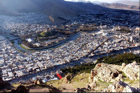 مقدمات ثبت جهانی دره خرم آباد انجام میشود