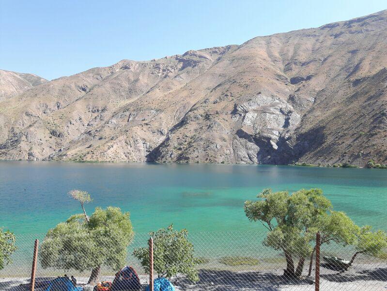 دریاچه گهر استراحت نکند میمیرد