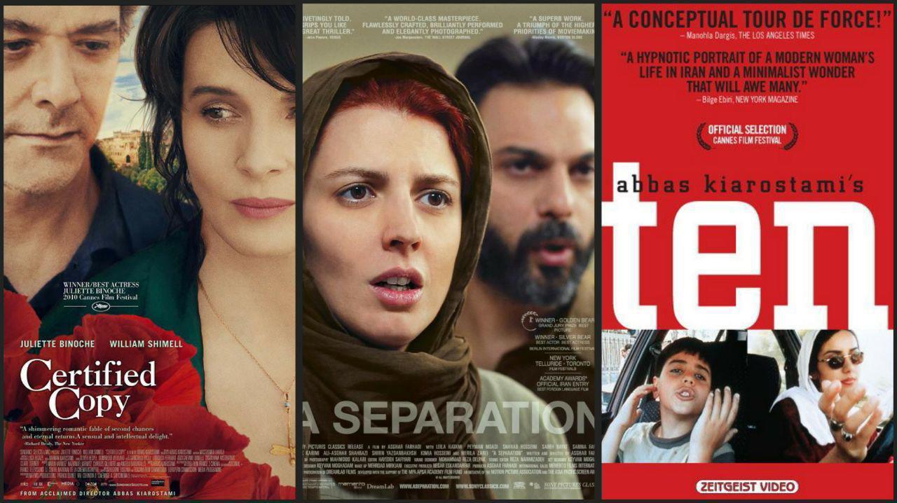 جدایی نادر از سیمین در رده نهم فیلمهای برتر قرن