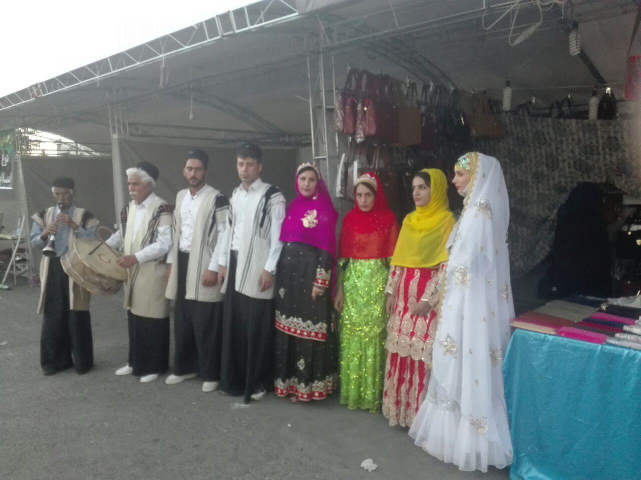 برگزاری اولین جشنواره اقوام ایرانی در دورود