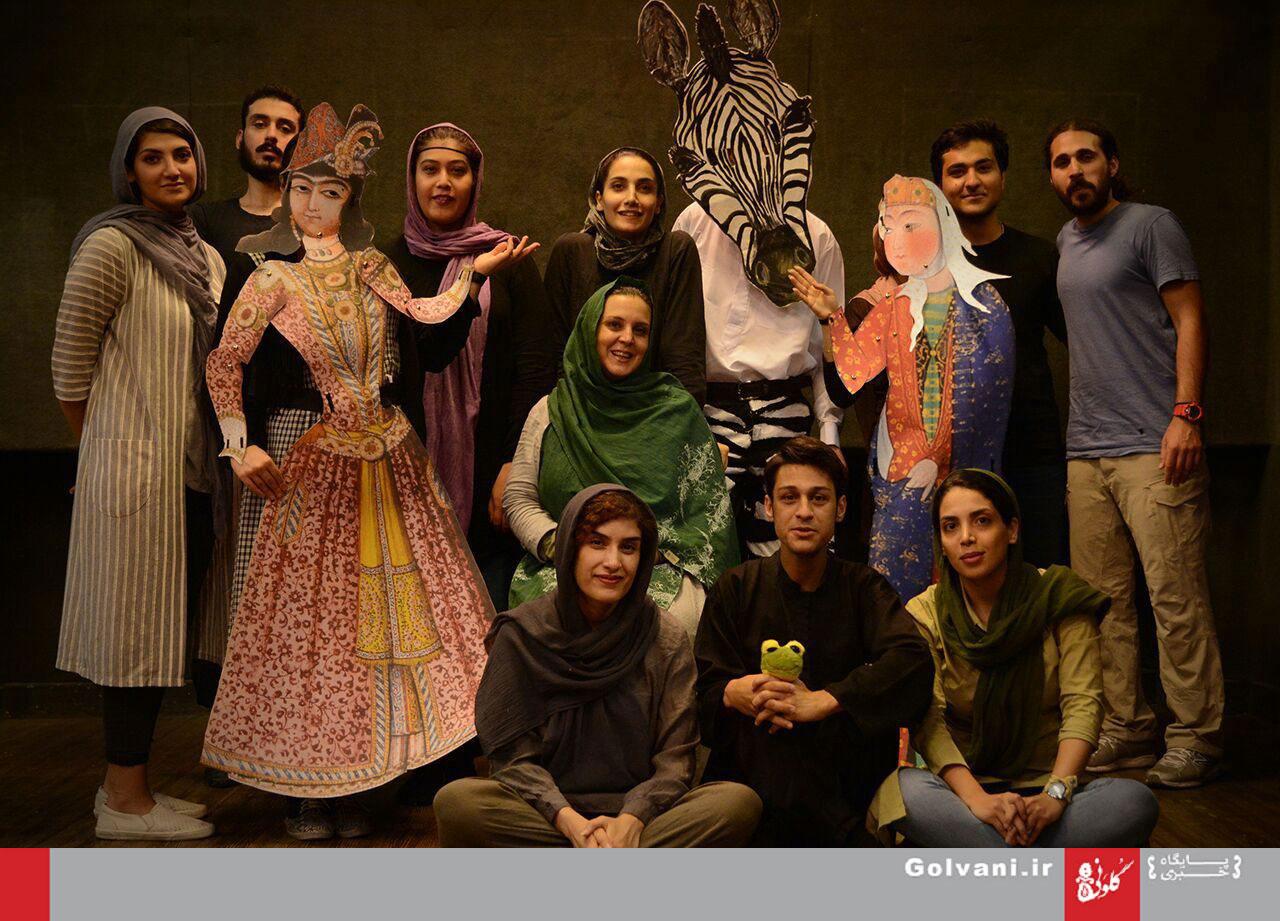 جهان نمایش عروسکی ایران را میشناسد