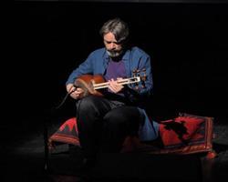 هنرمندان اشک حسین علیزاده را درآوردند