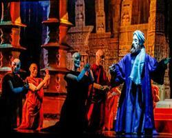 اپرای سعدی در تالار فردوسی