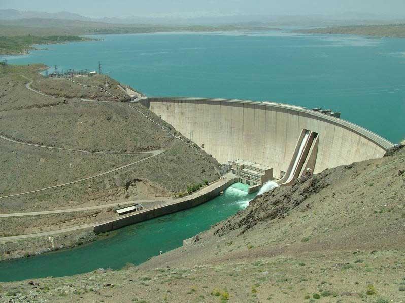 آخرین وضعیت دریاچه سد زایندهرود