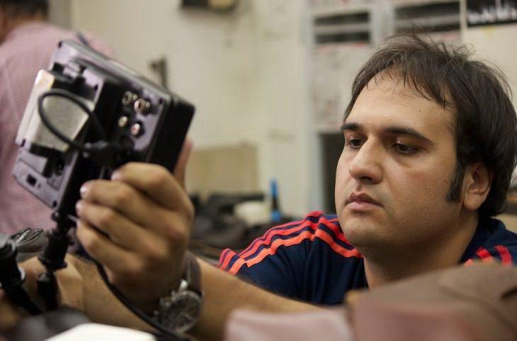 پاسخ کارگردان لانتوری به ادعای آمنه بهرامی