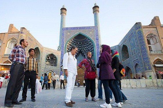 رشد ۴۰۰درصدی ورود گردشگران خارجی به اصفهان