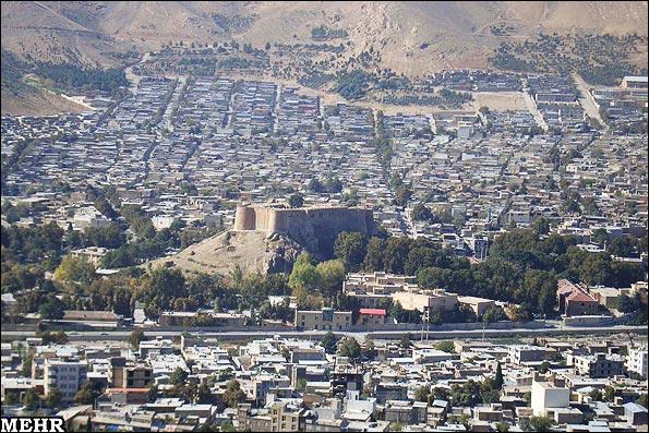 خرمآباد و شهرهای دوره باستان