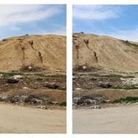 تخریب یک اثر ۵ هزار ساله برای ساخت باغچه ویلا