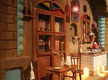 قهوهخانههای خرمآباد