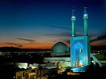 هوشمندسازی آثار و نقاط گردشگری استان یزد