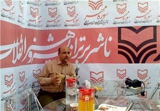 سعید بیابانکی از خواندنیهای ماه محرم گفت