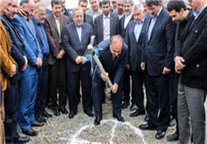کلنگ پنجمین هتل پنج ستاره اصفهان به زمین زده شد