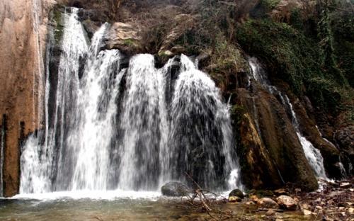 ثبت آبشار وارک در فهرست میراث طبیعی کشور
