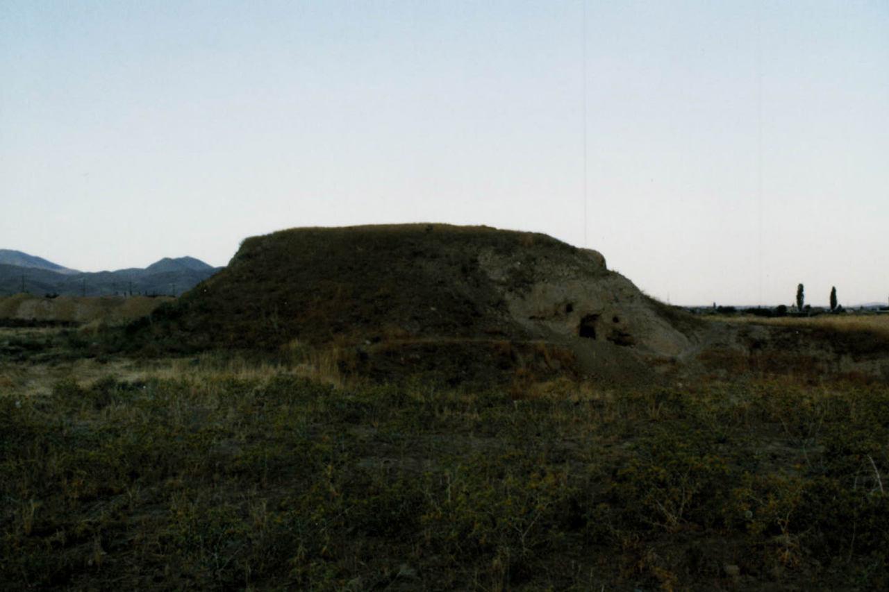 تپه روباه الیگودرز تعیین حریم شد