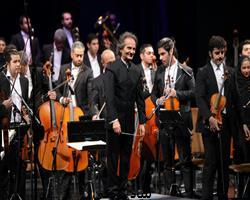 ارکستر سمفونیک تهران برای کرهایها نواخت