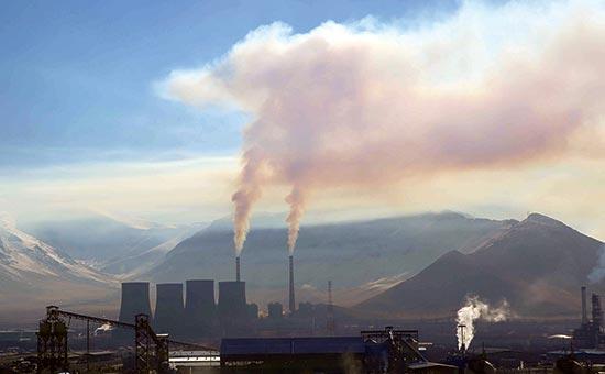 تولید ۸٫۴ درصدی دیاکسیدکربن از سوی ایران