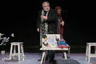 استقبال از دوران خوش بازنشستگی با بازی رسول نجفیان