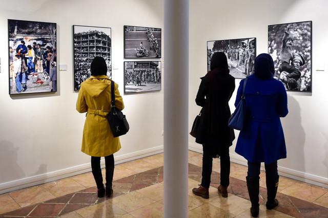 برنامه گالریهای تهران در آستانه زمستان