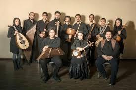 کنسرت موسیقی سنتی با اجرای گروه نیستان