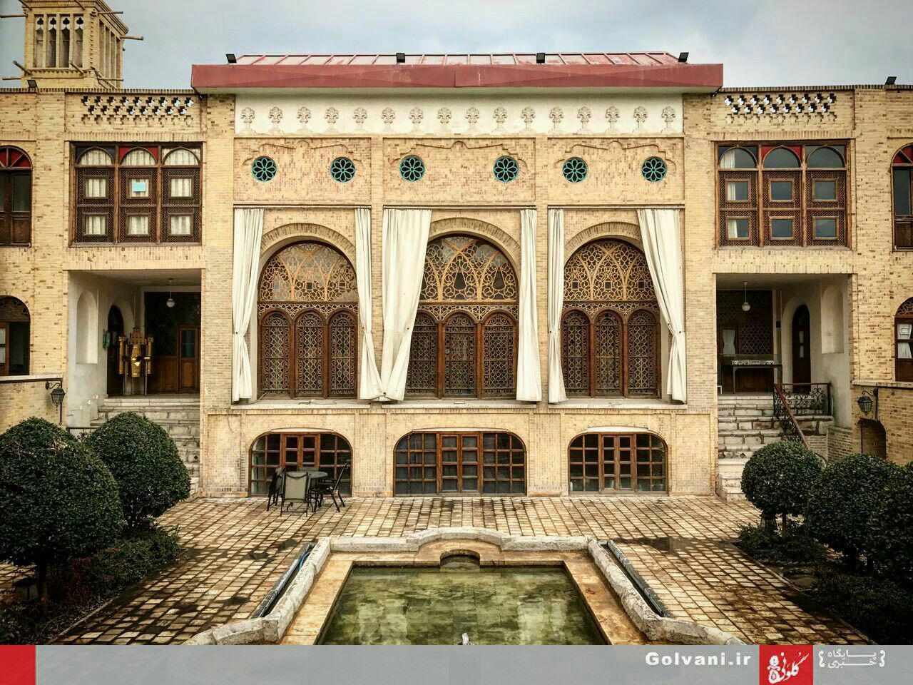 درمان با خانههای تاریخی