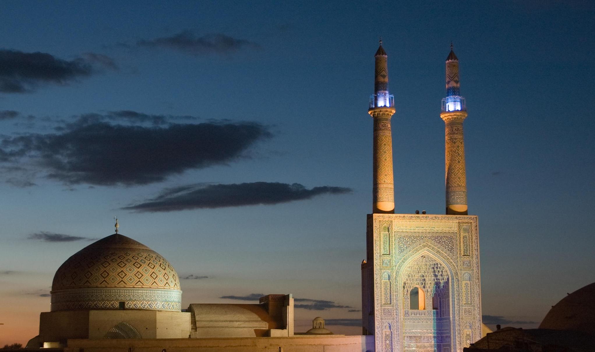 یزد صدرنشین بومگردی کشور