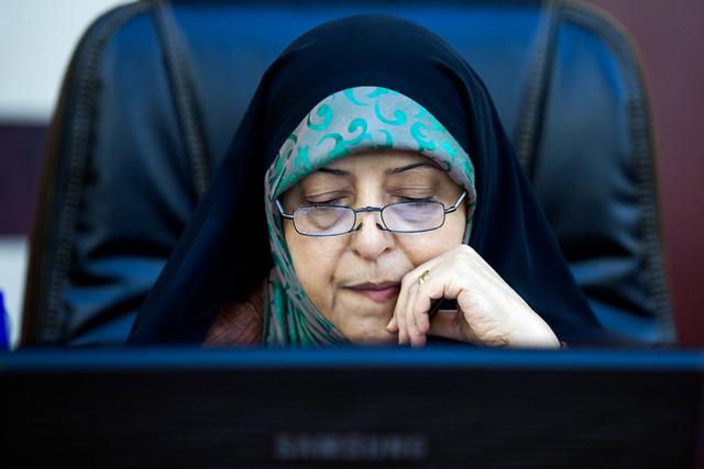 پیام تسلیت معصومه ابتکار در پی درگذشت آیتالله هاشمی رفسنجانی