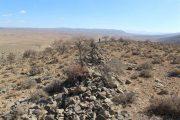 کشف دیوار ۲۰ کیلومتری هخامنشی در مشهد مرغاب