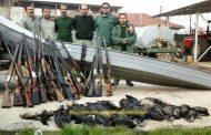 عملیات گسترده یگان حفاظت محیط زیست استان مازندران