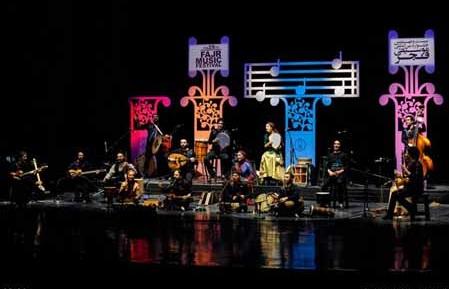 جشنواره موسیقی فجر امروز آغاز میشود