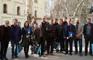 دیدار دبیر جشنواره فیلم فجر با گروهی دیگر از صاحبان آثار