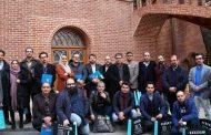 نشست محمد حیدری با گروه سوم از صاحبان آثار جشنواره