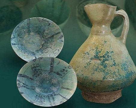نمایش اشیای فرهنگی - تاریخی استردادی از ایتالیا در موزه ملی ایران