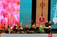 عکسهای انوشه میرمجلسی از کنسرت شب چله لُری - قسمت دوم