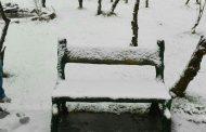 برف بر خرمآباد بارید