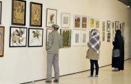 افتتاحیه نمایشگاه فروش سالانه انجمن هنرمندان نقاش ایران