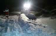 روسفیدی محیطبانان در برف و سرمای اینروزها