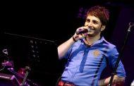 اجرای زنده علی لهراسبی برای نمایش غبار