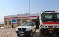 راهاندازی پایگاههای جدید امدادونجات جادهای در لرستان