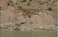 کشف بنایی از دورهی ساسانی در ایلام