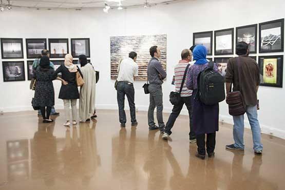 برنامه گالریها در روزهای زمستانی تهران