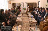 مستندسازی واقعه بیعت لرها با امام راحل
