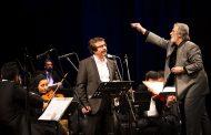 خرمآباد میزبان ارکستر ملی ایران