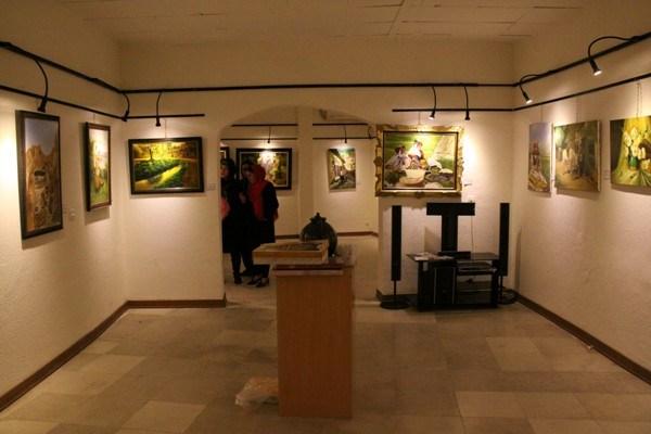 برنامه گالریهای تهران تا پایان سال ۹۵